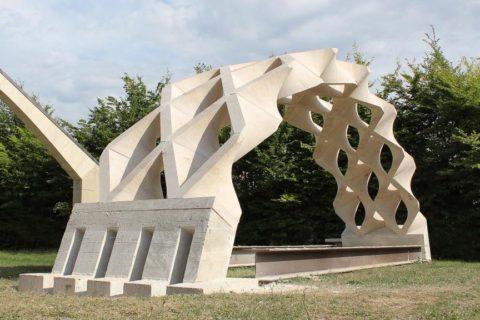"Hypar Vault: la volta strutturale sperimentale ""Made in Italy"""