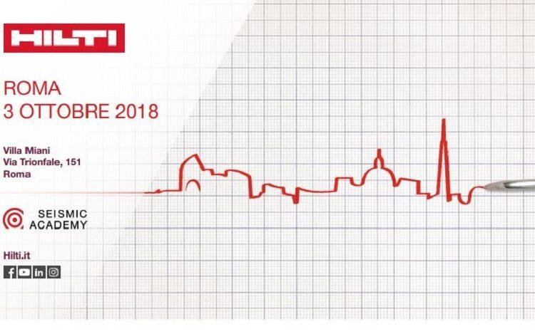 Seismic Academy 2018, al via la VI edizione